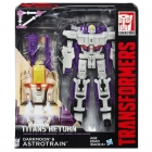 Titans Return 2016 - Voyager - Astrotrain - MIB