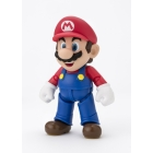 S.H. Figuarts - Super Mario - Mario - (New Package Ver.)