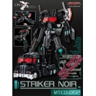 Make Toys - MTCD-01SP - Striker Noir - MIB