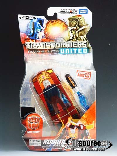 Transformers United - UN-23 Rodimus Convoy