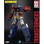 Ultimetal - Transformers UM-01B Optimus Prime - Battle Damaged Version 17'' Figure