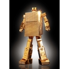 Soul of Chogokin - GX-32R Gold Lightan - 24-Karat Gold Plating Ver.