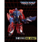 TFC Toys - Trinity Force - TF-02 - Red Knight - MIB