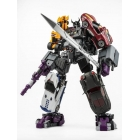 TransFormMission - TFM - Havoc - Car Combiner Set of 5 - MIB