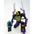 Transformers Legends Series - LG47 Kickback & Clouder - MISB