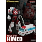 Make Toys - Guardia - MTCM-04D - HiMed - MIB