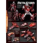 Make Toys Quantron - MTCM-03C Metalstorm - MIB