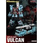 Make Toys - Guardia - MTCM-04C - Vulcan - MIB