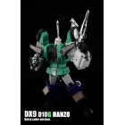 DX9 D10G Hanzo - Retro Color Version - MIB