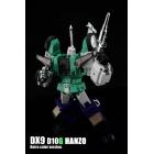 DX9 D10G Hanzo - Retro Color Version - MIB