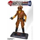 G.I. JOE - Subscription Figure 6.0 - Cobra Artillery Commander W.O.R.M.S. Officer