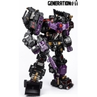 Generation Toy - GT-01 - Gravity Builder Set - Black Version LE600