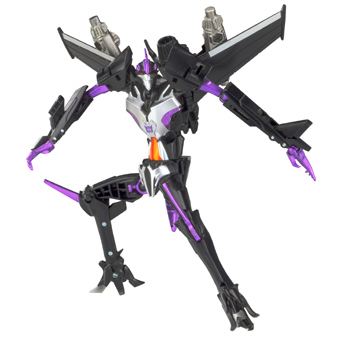 Japanese Transformers Prime - AM-06 - Skywarp - MIB
