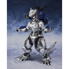 S.H.MonsterArts - MFS-3 Mechagodzilla Type-3 Kiryu - (Shinagawa Final Battle Ver.)