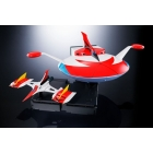Bandai - Soul Of Chogokin - GX-76U - Grendizer D.C. - Spazer Set - UFO Robot