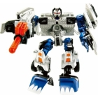 Transformers the Movie - Longarm - MOC