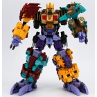 Fansproject - Beastructor - Combiner Set of 6