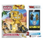 Angry Birds Transformers Telepods - Bumblebee Bird Blast Launcher Playset