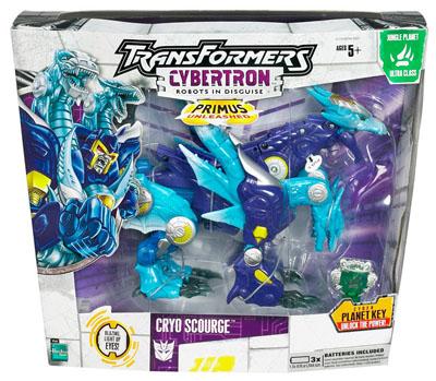 Cybertron - Cryo Scourge - MIB