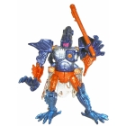 Beast Wars - Deluxe Transmetal 2 - Iguanus - MOC