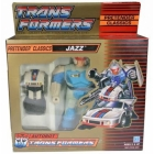 Transformers G1  - Pretender Jazz - MIB
