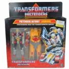 Transformers G1 - Pretender Landmine - MIB