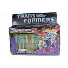 Transformers G1 - Pounce and Wingspan - MIB