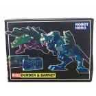 Robot Hero - R-01 Durden & Barney - MIB