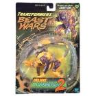 Beast Wars - Deluxe Transmetal 2 - Cheetor - MOC