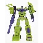 War in Pocket - X07 X-12 Hulkie - Set of 6 Figures - Loose 100% Complete
