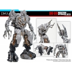 DNA Design - DK-09 Megatron Upgrade Kit - with Bonus