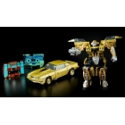 Transformers Studio Series 19 Bumblebee VOL. 1 Retro Rock Garage | SDCC 2018 Exclusive