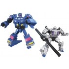 Transformers Power of the Primes - Legends Battleslash & Roadtrap 2 Pack - MOSC