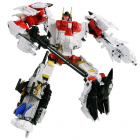UW-01 Superion Combiner Set of 5 | Transformers Unite Warriors