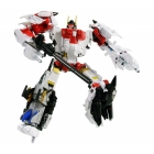 Transformers Unite Warriors - UW-01 - Superion Set of 5