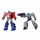 Transformers Cyberverse - Ultimate Wave 1 Set of 2