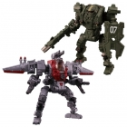 Diaclone Reboot - DA-30 Powered System Maneuver Gamma & Delta Set