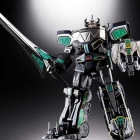 Soul of Chogokin - MM Power Rangers - GX-72B Megazord - (Black Version) SDCC