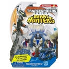 Beast Hunters - Transformers Prime - Smokescreen - MOC