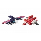 Transformers Titans Return - Wingspan & Cloudraker - Exclusive Set - Loose 100% Complete
