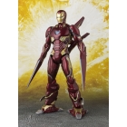 S.H.Figuarts - Avengers - Infinity War - Iron Man Mk-50 Nano-Weapons Set