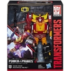 Transformers Power of the Primes - Leader Rodimus - MISB