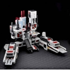 Make Toys - City Bot Series - MCB-02 Utopia - Loose 100% Complete