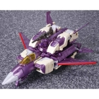 Transformers Generations Japan - TG22 Blitzwing - Loose Complete