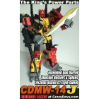 CDMW-14J - the King's Power Parts - Predaking Add-on Kit