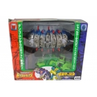 Beast Wars Second - VS-18 - Powerhug VS Autocruncher - MIB