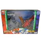 Beast Wars Second - VS-19 - Tonbot VS Autojetter - MIB
