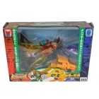 Beast Wars Second - VS-17 - Bog Mos VS Autostinger - MIB