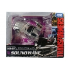 Transformers Movie 10th Anniversary MB-07 - Soundwave - MISB
