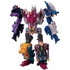 Abominus Combiner Set of 5 Figures | Transformers Power of the Primes